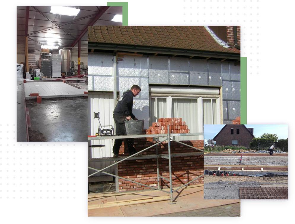 Nieuwbouw Gavere - Verbouwingen Gavere