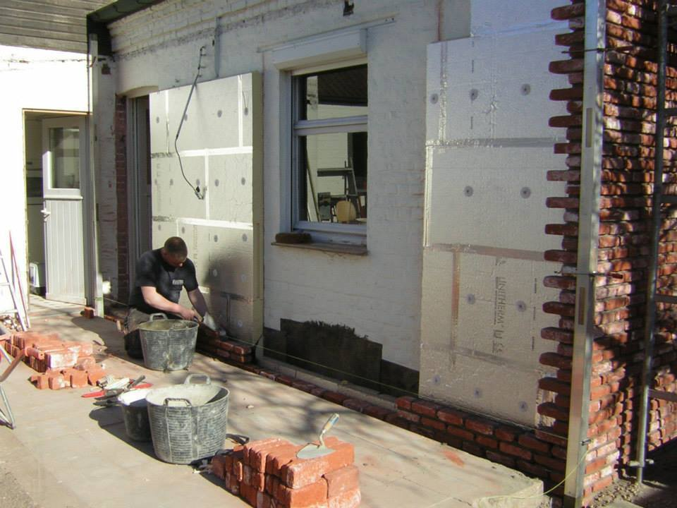Verbouawingen Gavere, Verbouwingen East Flanders