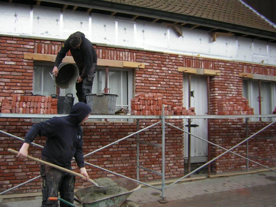 Verbouwingen East Flanders