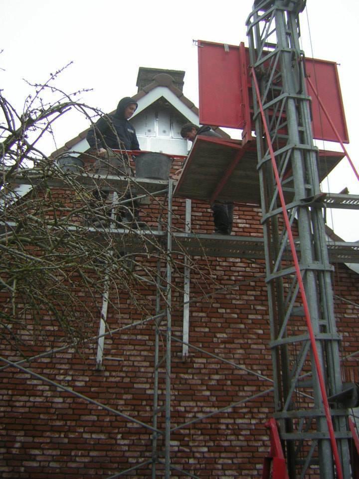 Verbouwingen Gavere, Verbouwingen East Flanders